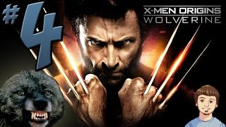 X-Men Origins: Wolverine - PART 4 - Fun Wolverine Animal Facts!