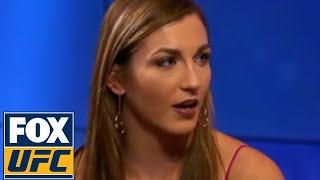 Montana Stewart recaps her impressive submission victory | TUF TALK