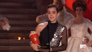 From Emma Watson to Red Carpet Outrage, See the MTV Awards