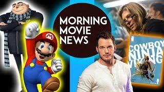 Nintendo Mario Animated Movie from Illumination, Michelle MacLaren to direct Cowboy Ninja Viking