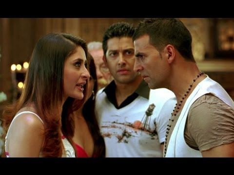 Xxx Mp4 Akshay Kumar Kisses Kareena Forcibly Kambakkht Ishq 3gp Sex