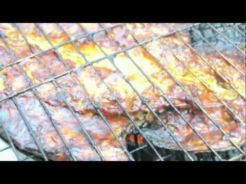 Pargo Zarandeado a las brasas Fish grilled snapper Zarandeado