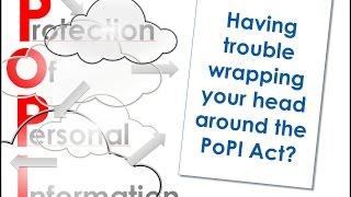 Explaining PoPI