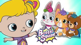 Friends In Need   Bottle Squad Cartoons for Children by Kids Tv