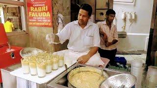 Rabri Faluda at famous Giani's Di Hatti | Chandni Chowk, Old Delhi street food | Episode : 11