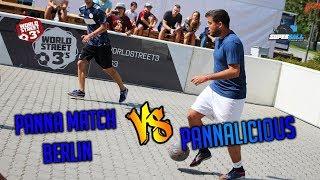 WS3s OPEN SUPERBALL | PANNA MATCH BLN VS PANNALICIOUS | SEMI FINAL