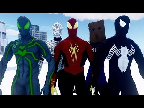 Xxx Mp4 ALL SPIDER MAN SUITS PART 3 3gp Sex