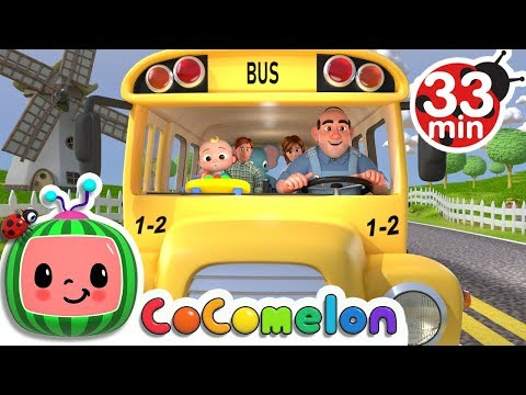 Xxx Mp4 Wheels On The Bus More Nursery Rhymes Amp Kids Songs Cocomelon ABCkidTV 3gp Sex