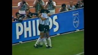Diego Maradona - World Cup 1986. All goals and assists