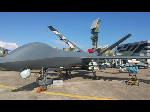 Chinese Claims CH-5 Drone is Superior
