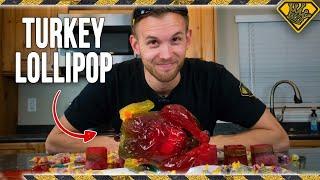 Humongous Turkey Lollipop