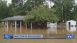 NC leaders receive update on state's recovery after Hurricane Matthew