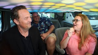 Watch Matthew Perry Surprise These CASH CAB Contestants