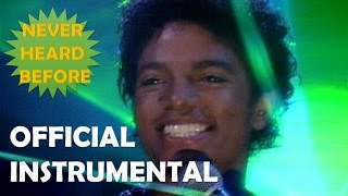 Rock With You - Michael Jackson (Official Instrumental)