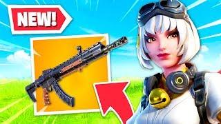 *NEW* LEAKED Guns, Skins + MORE in Fortnite!