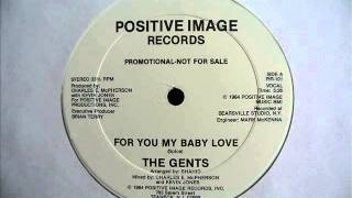 The Gents - For You My Baby Love (1984] HQ Audio