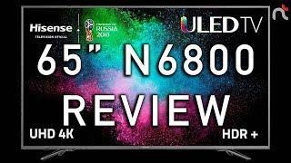 """Hisense 65"""" N6800 4K HDR ULED TV ( H65N6800UK )"""