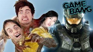 HALO MAKES US WET! (Game Bang)