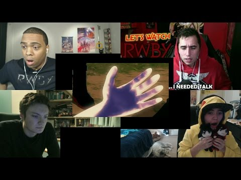 RWBY Volume 4, Chapter 8 Reaction Mashup!!