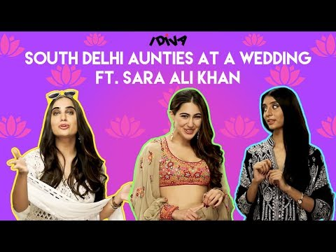 Xxx Mp4 IDIVA South Delhi Aunties Met Sara Ali Khan At A Wedding 3gp Sex