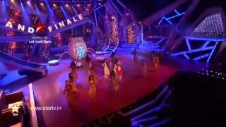 A sneak peek of Shilpa Shetty's performance at the Nach Baliye finale