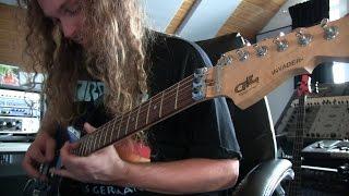Electric Fusion Guitar Jam