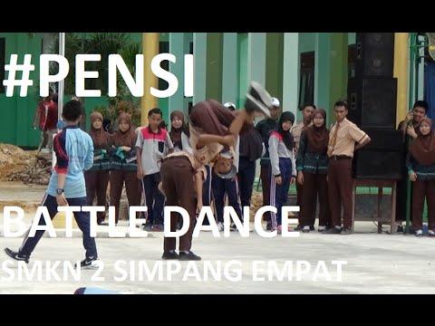 #Pensi Battle Dance