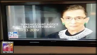 Oops!… FOX News Accidentally Airs Ruth Bader Ginsburg Is Dead
