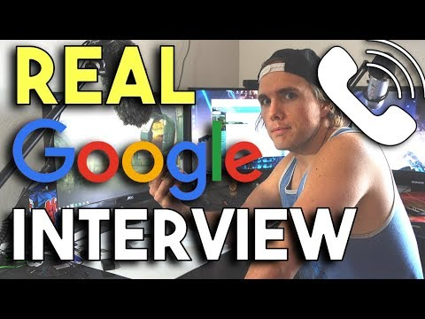Xxx Mp4 WHAT A REAL GOOGLE INTERVIEW IS LIKE THE FIRST STEP 3gp Sex