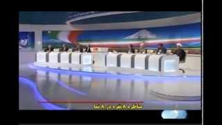 پشت صحنه مناظره های کاندیداها در صدا و سیما