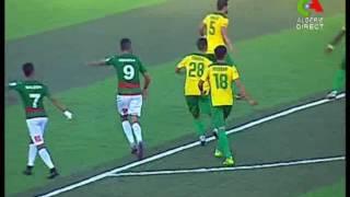 اهداف مباراة ( إتحاد بلعباس 1-1 شبيبة الساورة ) الدورى الجزائري