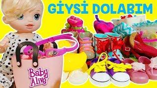 Baby Alive Blonde ile YENİ Oyuncak Aksesuar Kolisi Açtık | Oyuncak Butiğim