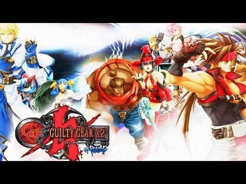 Guilty Gear XX (PC) - M.O.M. Epic fight [HD]