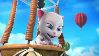 Talking Tom Shorts 31 - Balloon Battle