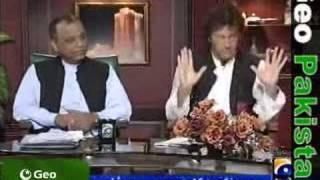 Capital Talk with Imran Khan, Ijaz ul Haq: Part 3