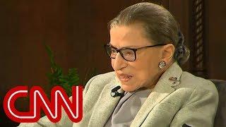 Ruth Bader Ginsburg: Health is