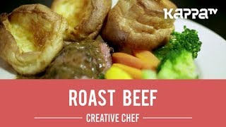 Roast Beef - Creative Chef - Kappa TV