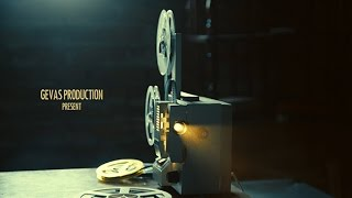 Vintage Memories Film Projector | After Effects template