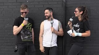 Interview with The Dillinger Escape Plan