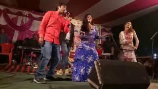 Hot bhojpuri parvin samrat live performance