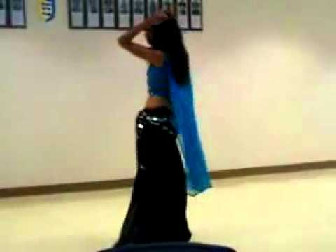 indian Girl Sexy Dance in College