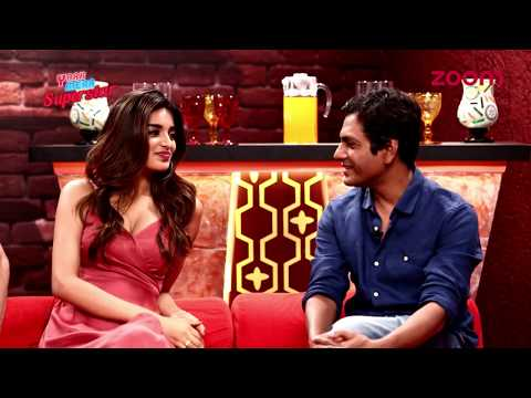 Nawazuddin Siddiqui's Alag Rang While Promoting 'Munna Michael' | YMS 2