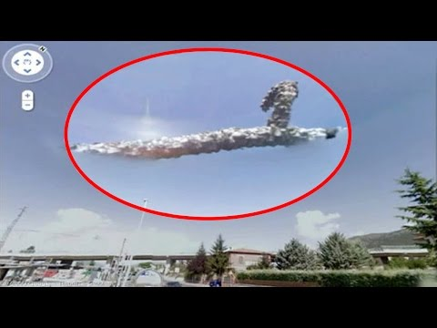 5 Mysterious Events Ever Captured By Google Earth