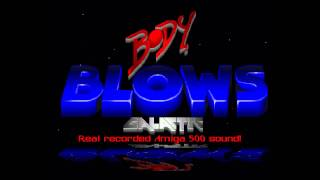 Amiga music: Body Blows Galactic ('Gellorn-5' - real recording)