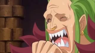 One Piece 738   El reencuentro de Sabo y Luffy