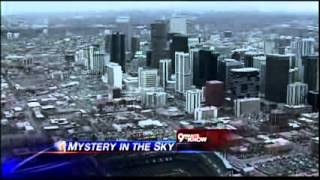 Mystery Object Nearly Causes Mid-Air Collision Over Denver! - May 15, 2012  UFO UFOs