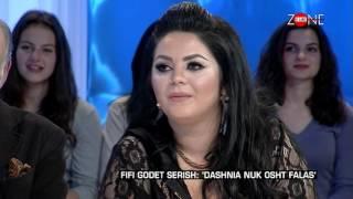 Zone e lire - Fifi godet serish: 'Dashnia nuk osht falas'! (03 shkurt 2017)