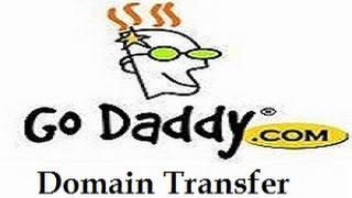 domain transfer to godaddy
