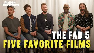 'Queer Eye' Fab Five's Five Favorite Films | Rotten Tomatoes