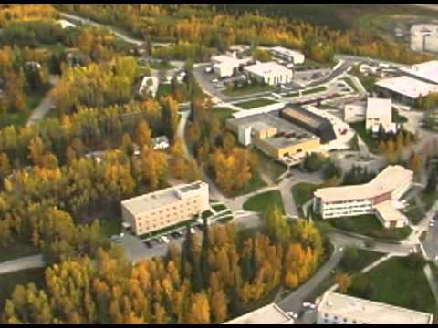 UAF - 2002 - Campus aerials (no audio)